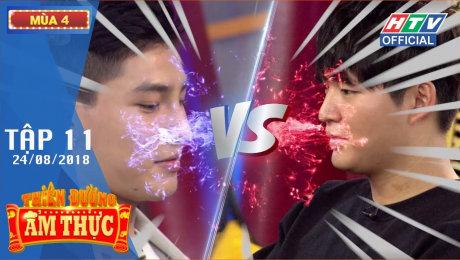 Xem Show TV SHOW Thiên Đường Ẩm Thực Mùa 4 Tập 11 : Khả Ngân được Trường Giang thiên vị HD Online.