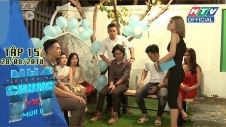 Xem Show TRUYỀN HÌNH THỰC TẾ Nhà Chung Mùa 6 Tập 15 : Hoa hồng cho Lọ Lem HD Online.
