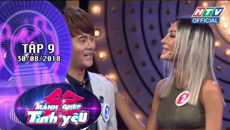Xem Show GAMESHOW Mảnh Ghép Tình Yêu Tập 09 : Ưng Đại Vệ gặp Hoa hậu Châu Á Thế giới 2018 HD Online.