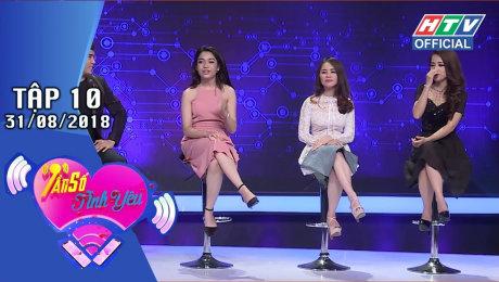 Xem Show GAMESHOW Tần Số Tình Yêu Tập 10 : Phía sau một cô gái HD Online.