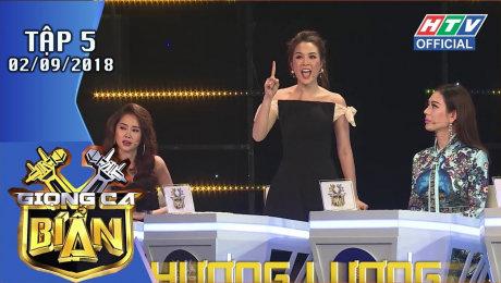 Xem Show GAMESHOW Giọng Ca Bí Ẩn Tập 05 :  Puka khoe Trấn Thành giọng ca hết hồn HD Online.