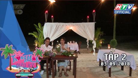 Xem Show TRUYỀN HÌNH THỰC TẾ Trăng Mật Diệu Kỳ Tập 02 : Thanh Bình thừa nhận nhiều lần làm Ngọc Lan buồn HD Online.