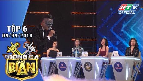 Xem Show GAMESHOW Giọng Ca Bí Ẩn Tập 06 :  Lâm Khánh Chi khai chiến với Cát Tường HD Online.