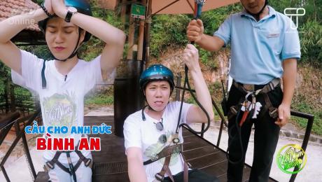 Xem Show TRUYỀN HÌNH THỰC TẾ Việt Nam Tươi Đẹp Tập 85 : Lâm Vỹ Dạ đưa Anh Đức đi chơi zipline ở Huế HD Online.