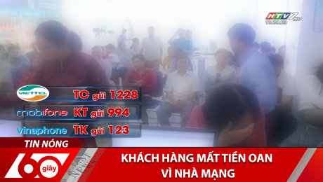 Xem Clip Khách Hàng Mất Tiền Oan Vì Nhà Mạng HD Online.