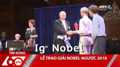 Lễ Trao Giải Nobel Ngược 2018