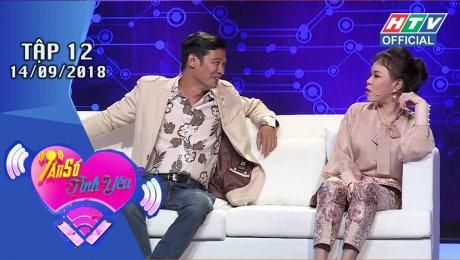 Xem Show GAMESHOW Tần Số Tình Yêu Tập 12 : Việt Hương tư vấn người chơi nên chọn anh Tiết Cương HD Online.