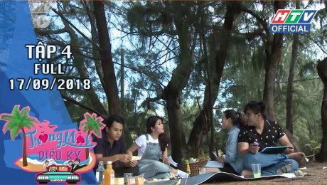 Xem Show TRUYỀN HÌNH THỰC TẾ Trăng Mật Diệu Kỳ Tập 04 : Hết hồn với món quà kiêng kỵ Huy Luân-Thanh Phương tặng nhau HD Online.