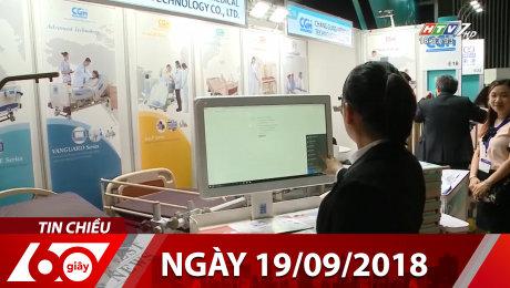 Bản tin 60s 19/09/2018