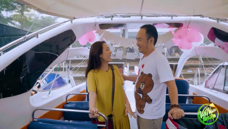 Xem Show TRUYỀN HÌNH THỰC TẾ Việt Nam Tươi Đẹp Tập 88 : Thu Trang -Tiến Luật và người thứ 3 hẹn hò ở đảo Phú Quốc HD Online.