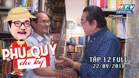 Xem Show TRUYỀN HÌNH THỰC TẾ Phú Quý Du Ký Tập 12 : Hiệu sách miễn phí ở quận Bình Thạnh HD Online.