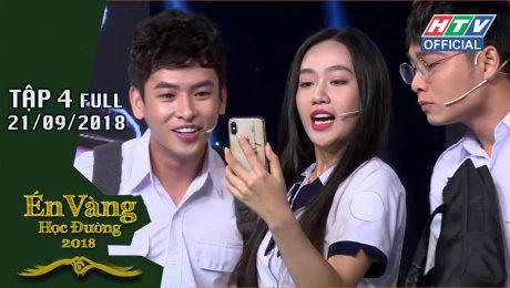 Xem Show VĂN HÓA - GIÁO DỤC Én Vàng Học Đường Tập 04 : Thử thách dẫn đôi HD Online.