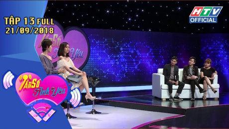 Xem Show GAMESHOW Tần Số Tình Yêu Tập 13 : Việt Hương đồng cảm cùng cô gái tự lập từ nhỏ HD Online.