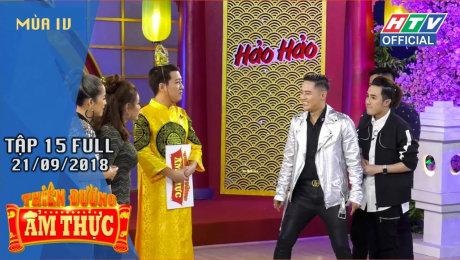 Xem Show TV SHOW Thiên Đường Ẩm Thực Mùa 4 Tập 15 :  Lê Giang, Khả Như, Puka, Diệp Tiên, Huỳnh Lập, Thanh Duy HD Online.
