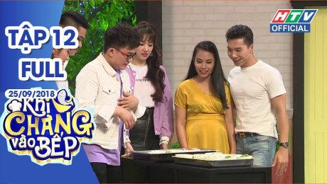 Xem Show GAMESHOW Khi Chàng Vào Bếp Tập 12 : Lê Phương hạnh phúc khoe được chồng nuôi tốt HD Online.