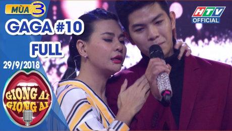 Xem Show TV SHOW Giọng Ải Giọng Ai Mùa 3 Tập 10 : Kiều Minh Tuấn đối đầu Cát Phượng HD Online.