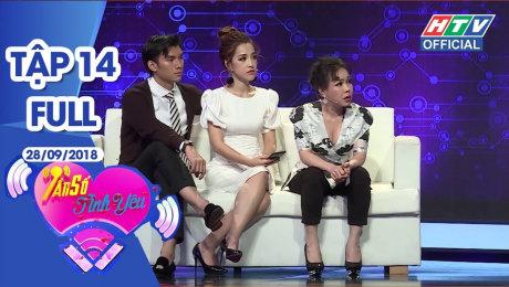 Xem Show GAMESHOW Tần Số Tình Yêu Tập 14 : Nam thần Nhan Phúc Vinh và diễn viên Kim Tuyến HD Online.