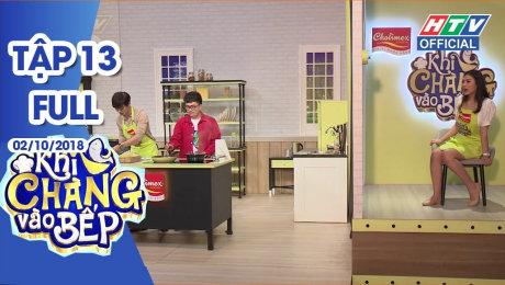Xem Show TV SHOW Khi Chàng Vào Bếp Tập 13 : Liêu Hà Trinh cấm Jay Quân quyến rũ Quang Bảo HD Online.