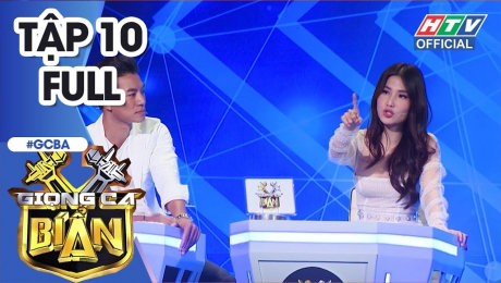 Xem Show GAMESHOW Giọng Ca Bí Ẩn Tập 10 :  Hiếu Nguyễn phòng thủ vì sợ Trấn Thành ghen HD Online.
