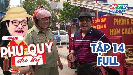 Xem Show TRUYỀN HÌNH THỰC TẾ Phú Quý Du Ký Tập 14 : Gặp chủ nhân xe chữa cháy mini di động HD Online.