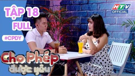 Xem Show GAMESHOW Cho Phép Được Yêu Tập 18 : Chàng trai thổ lộ con tim bốc cháy ngay lần đầu gặp gỡ cô gái HD Online.