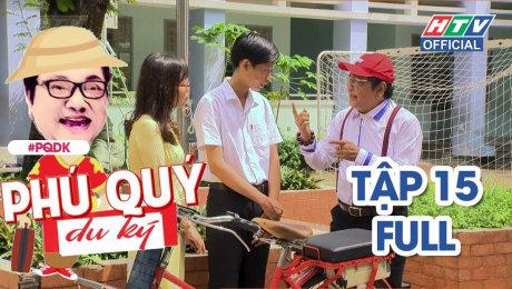 Xem Show TRUYỀN HÌNH THỰC TẾ Phú Quý Du Ký Tập 15 : Cậu học sinh TP.HCM yêu sáng chế HD Online.