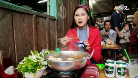 Xem Show TRUYỀN HÌNH THỰC TẾ Hành Trình Ẩm Thực Việt Nam Tập 14 : Món Lẩu bò Batoa, các món ăn vặt ở chợ âm phủ Đà Lạt HD Online.