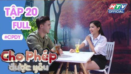 Xem Show TV SHOW Cho Phép Được Yêu Tập 20 : Từng sợ yêu vì còn vấn vương tình cũ, giờ em đã sẵn sàng HD Online.