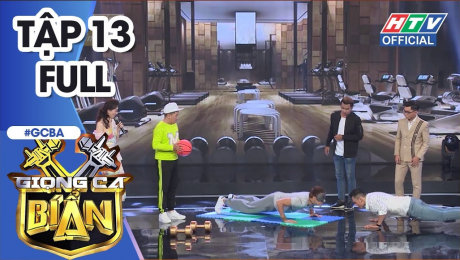 Xem Show TV SHOW Giọng Ca Bí Ẩn Tập 13 :  Trấn Thành - Hari dừng ghen, song ca tình tứ HD Online.