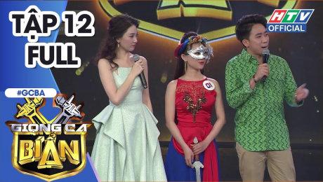 Xem Show GAMESHOW Giọng Ca Bí Ẩn Tập 12 :  Trấn Thành khen Jun Vũ nức nở, Hari về một phe với Will HD Online.