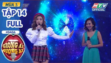 Xem Show GAMESHOW Giọng Ải Giọng Ai Mùa 3 Tập 14 : Sam đối đầu Diệu Nhi, tiếp tục thả thính trai đẹp HD Online.