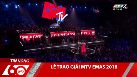 Lễ Trao Giải MTV Emas 2018