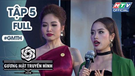 Xem Show GAMESHOW Gương Mặt Truyền Hình 2018 Tập 05 : Ninh Hoàng Ngân khóc vì bị chê HD Online.