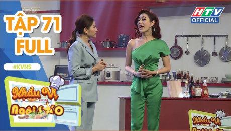 Xem Show GAMESHOW Khẩu Vị Ngôi Sao Tập 71 : Chồng Lâm Khánh Chi chỉ cho vợ ăn trái cây và uống nước suối HD Online.