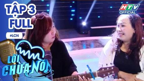 Xem Show TV SHOW Lời Chưa Nói Tập 03 : Vợ chồng Kim Trinh nói lời cuối trước khi ly hôn HD Online.