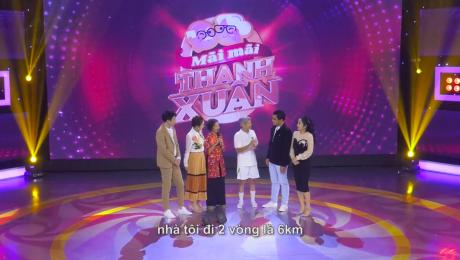 Xem Show GAMESHOW Mãi Mãi Thanh Xuân Tập 10 : Cụ ông 73 tuổi trượt ván điệu nghệ HD Online.