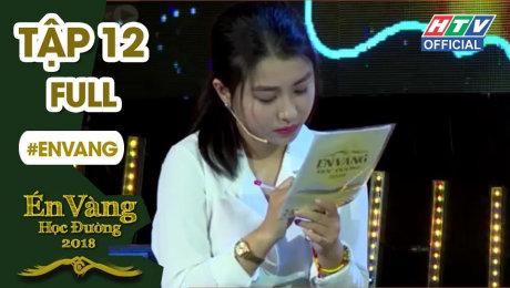 Xem Show VĂN HÓA - GIÁO DỤC Én Vàng Học Đường Tập 12 : Phước Lập phê bình, Hương Giang vẫn gây ấn tượng mạnh với đôi giày HD Online.