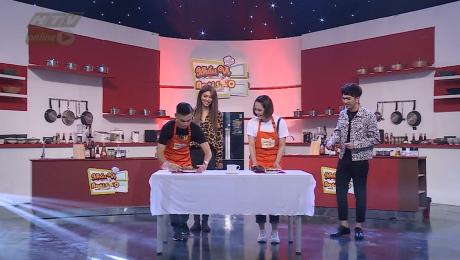 Xem Show TV SHOW Khẩu Vị Ngôi Sao Tập 72 : Quang Thái dùng món tủ chinh phục bạn gái Thanh Du HD Online.