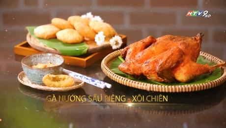 Xem Show TRUYỀN HÌNH THỰC TẾ Món Ngon Quê Việt Tập 16 :  Gà nướng Sầu Riêng - Xôi Chiên HD Online.