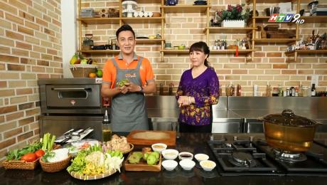 Xem Show TRUYỀN HÌNH THỰC TẾ Món Ngon Quê Việt Tập 18 :  Lẩu Bần hải sản HD Online.