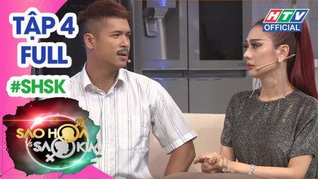 Xem Show GAMESHOW Sao Hỏa vs Sao Kim Tập 04 : Lâm Khánh Chi bất ngờ khi nghe chồng tiết lộ đã nói dối HD Online.