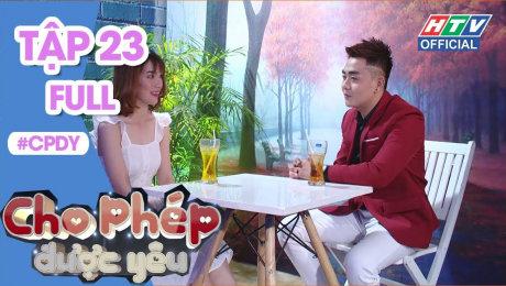 Xem Show TV SHOW Cho Phép Được Yêu Tập 23 : Chàng sinh viên điển trai muốn nguôi ngoai tình cũ HD Online.