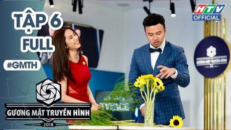 Xem Show GAMESHOW Gương Mặt Truyền Hình 2018 Tập 06 : Shark Lê Đăng Khoa làm giám khảo - Top 4 lộ diện HD Online.