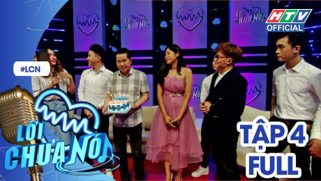 Xem Show GAMESHOW Lời Chưa Nói Tập 04 : Nhóm nhạc Zero9 cảm ơn sự dìu dắt của Tăng Nhật Tuệ HD Online.