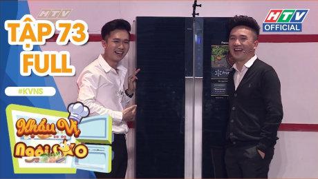 Xem Show GAMESHOW Khẩu Vị Ngôi Sao Tập 73 : Dương Ngọc Thái mê ăn ớt HD Online.