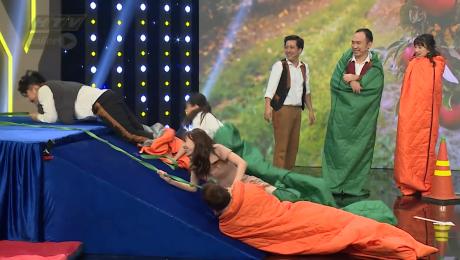 Xem Show TV SHOW 7 Nụ Cười Xuân Mùa 2 Tập 01 : Ninh Dương Lan Ngọc không hổ danh quý cô lầy lội HD Online.