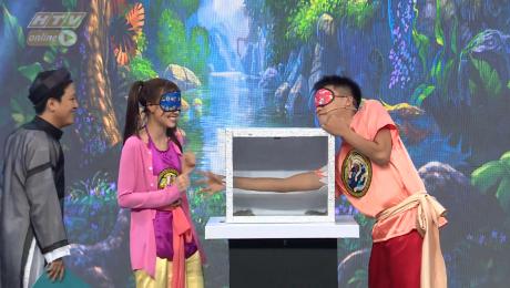 Xem Show TV SHOW 7 Nụ Cười Xuân Mùa 2 Tập 02 : Thần đồng Đất Việt Xuân Nghị chào thua siêu lầy Lan Ngọc HD Online.