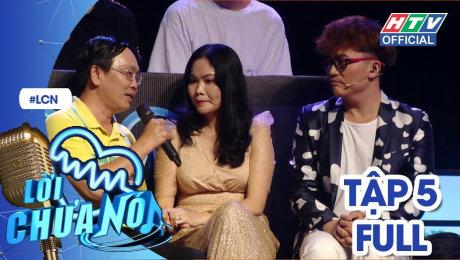 Xem Show TV SHOW Lời Chưa Nói Tập 05 : Từ tình bạn tri kỷ có nên tiến lên tình yêu HD Online.