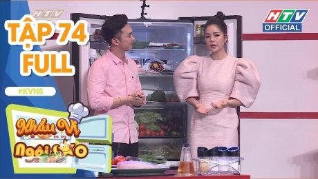 Xem Show TV SHOW Khẩu Vị Ngôi Sao Tập 74 : Diễn viên Dương Cẩm Lynh ghiền món cá khô HD Online.
