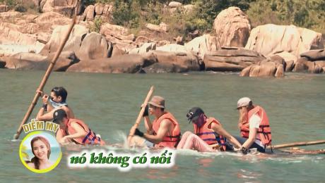 Xem Show TRUYỀN HÌNH THỰC TẾ Ngôi Nhà Chung ( Sống và Yêu) Tập 13 : Vượt biển trên chiếc bè ve chai HD Online.